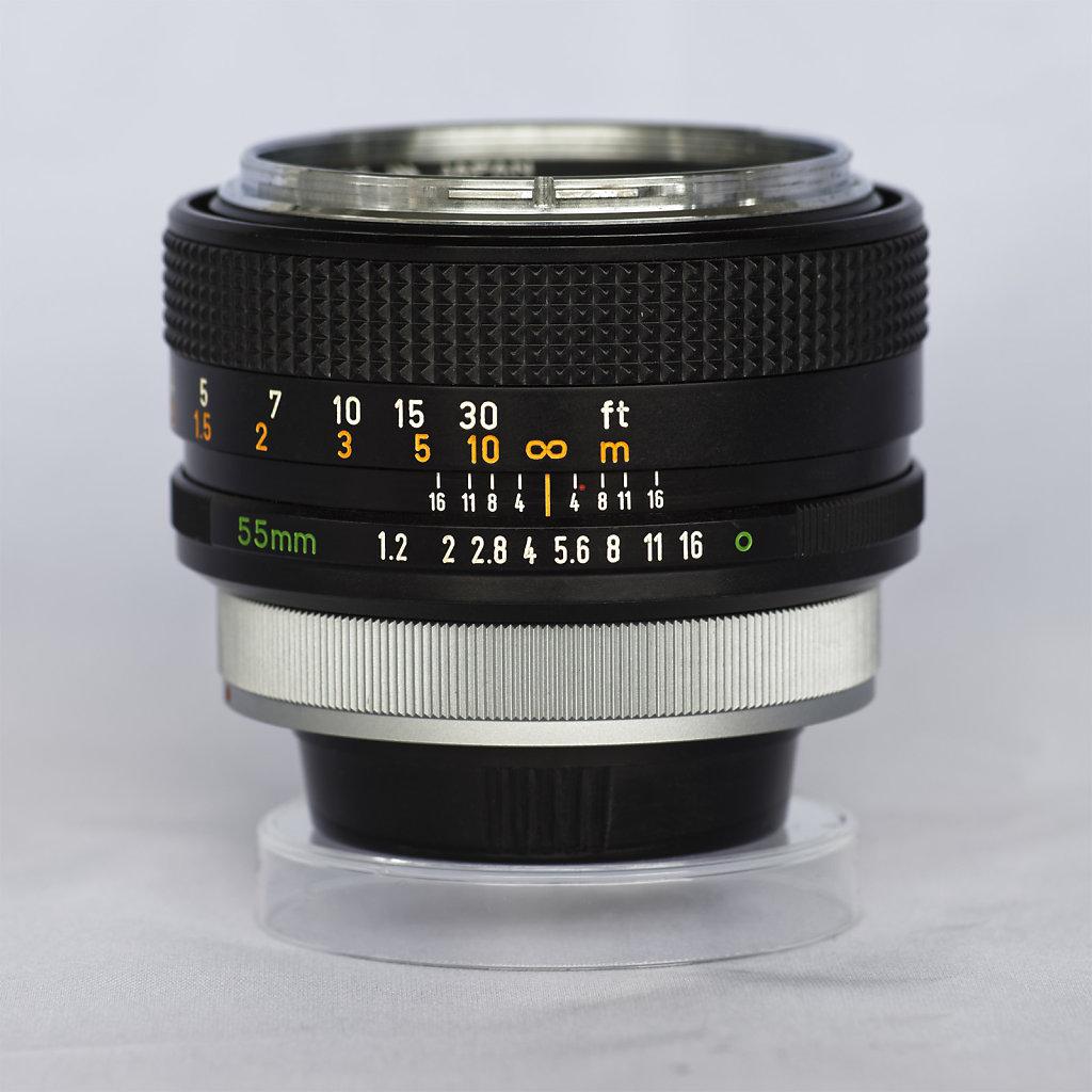 Canon FD 55mm f/1.2