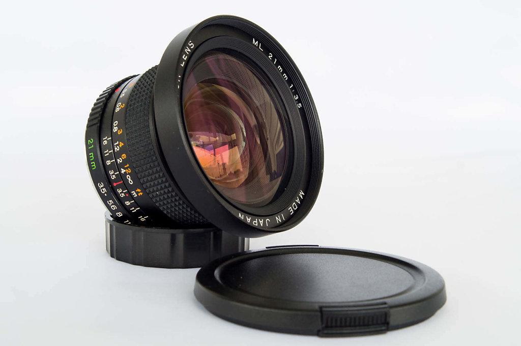 Yashica ML 21mm f/3.5